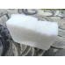 100% Coconut Oil Bar Soap Made with USDA Certified Organic Coconut Oil and Tussah Silk  Fragrance Free