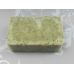 Wholesale 25 Bars of  Lard and lye Soap with Organic  Lemongrass. With labels.