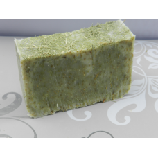 Wholesale 25 Bars of  Lard and lye Soap with Organic  Lemongrass. Without labels.