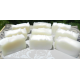 Soap Loaf - Lard and Lye Plain Soap - 9 Bars of Soap