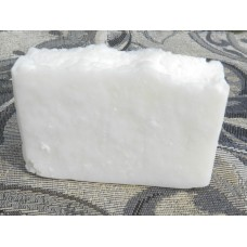 Lard and Lye Soap, Stove Top Version. Colonial Style for Historical Reenactment Colonial Etc. Single bar.