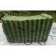 Lard and lye Soap with Organic Spirulina. Nourishing soap for stressed skin.