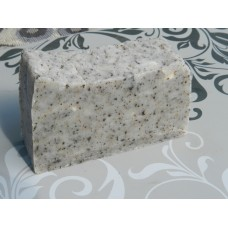 Tea Tree and Eucalyptus Lard and Lye Bar Soap with Organic Eucalyptus