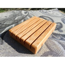 Cedar Wood  Soap Saver, Dish or holder. Hand made in the USA and Finished with Mineral Oil