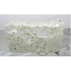 Lard and Lye Skin Detox  Soap with Bentonite Clay,  Organic Red Kelp and Organically Grown Dandelion