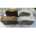 Psoriasis and Eczema Soap Set Lard and Lye Soaps with Pine Tar and Organic Oregano  and Oatmeal