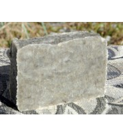 Solid Shampoo Bar for Him Cedar Wood and Sage with Coconut and Sweet Almond Oils