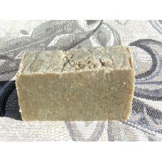 Solid Shampoo Bar for Oily Hair Rosemary Tea Tree Dead Sea Salt & Essential Oils
