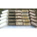 Wholesale 25 bars Lard and lye Soap Selection. Without labels. Plain, pine tar, honey and oatmeal, sweet milk cocoa and organic lemongrass.